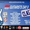 GMA Guitarists Day II: Shred Guitar Special
