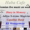 Event: Launching Haba Cafe's Live Music on Weekend
