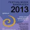 Festival Musik Banda Aceh 2013