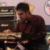 Aksi Dwiki Dharmawan pukau penonton di Klinik Jazz Banda Aceh
