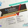 UKM Seni Putroe Phang Presents Artcoholic Exhibition V