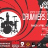 Event: GMA Drummers Day 2 di Tower Coffee, 3 Juni 2013