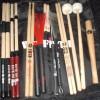 Jenis-jenis Stik Drum – Bagian 2