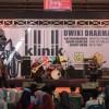 Personil band Dwiki Dharmawan bicara tentang cara memadukan nada tanpa latihan