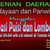 Festival Musikalisasi Puisi dan Lomba Musik Garapan 2013