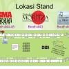 Stand GMA, Sekolah Musik Moritza dan Cibloe di Piasan Seni Banda Aceh 2013