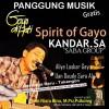 """Kandar SA tampil di """"Gayo di Hati: Spirit of Gayo"""""""