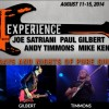 Setelah G3, kini Joe Satriani bikin The G4 Experience