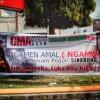 GMA Bireuen NGAMEN AMAL untuk pengungsi Sinabung