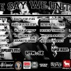 Event: We Say We United