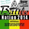 The Battle Nation 2014 – Official Rundown