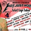 NOT JUST NOISE #4 Final Line-up
