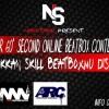 """Mari Ikutan """"NadStarr 60 Seconds Online Beatbox Contest 2014"""" !"""