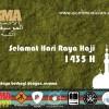 Selamat Hari Raya Haji 1435H