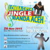Lomba Cipta Jingle Banda Aceh 2015