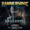 Megadeth confirmed for Hammersonic Festival 2017