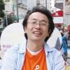 Atsushi Kadowaki, seniman peduli bencana