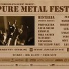 Scattered Brains Society presents PURE METAL FEST VII