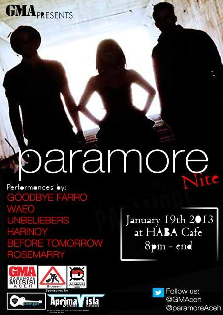 paramore nite update by .