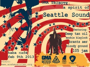 A Spirit of Seattle Sound Poster horizontal