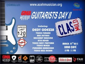 GUITARIST DAY II