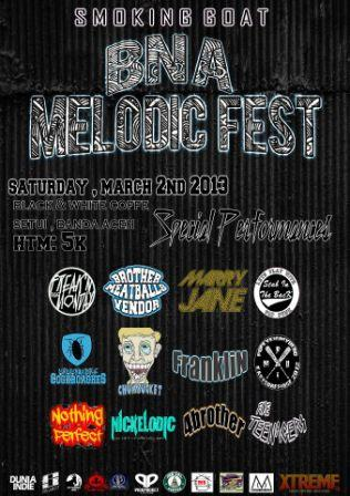 melodic fest