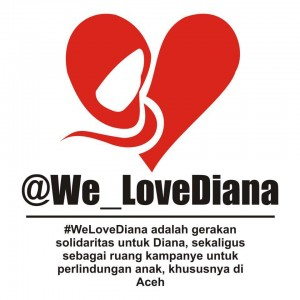we love diana