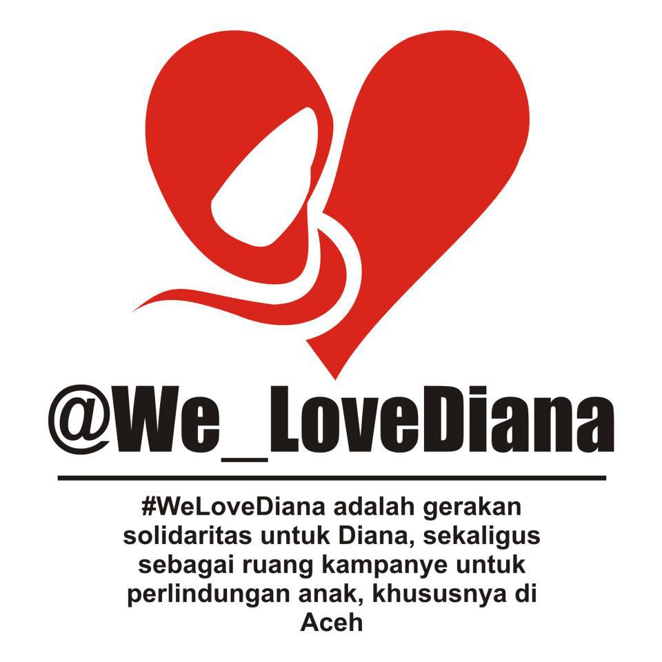 #WeLoveDiana