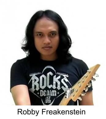 Robby Freakenstein