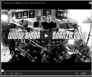 Video Thomas Lang - Big Drum Bonanza