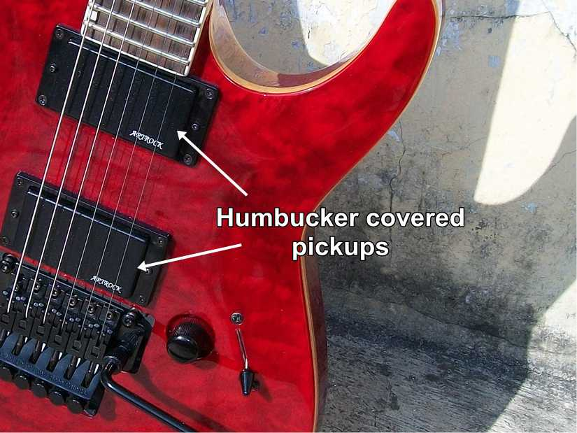 04 Covered Humbucker
