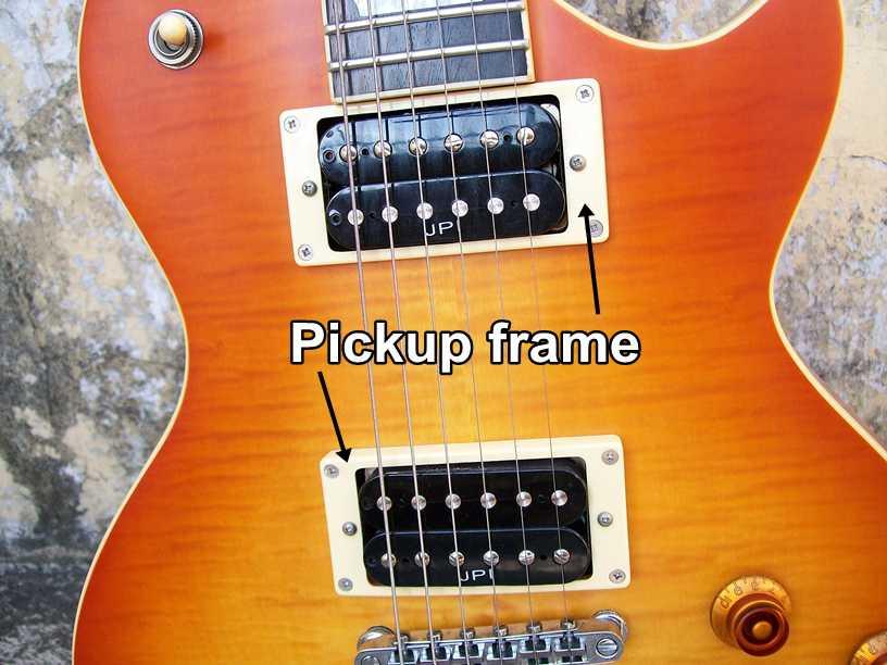 10 Pickups frame