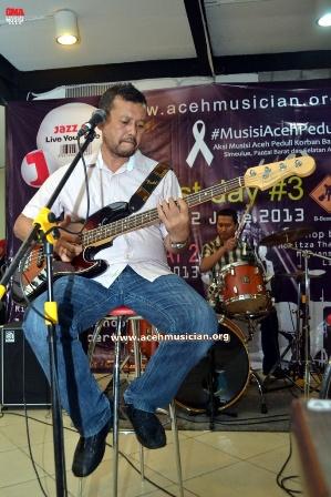 3 Yudi Kurnia @bassistday