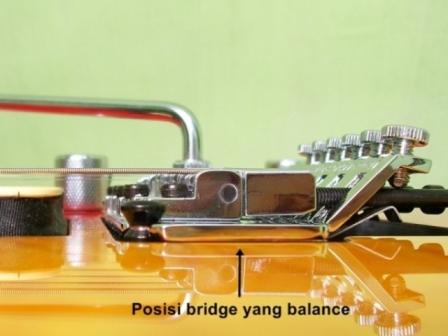Balance bridge
