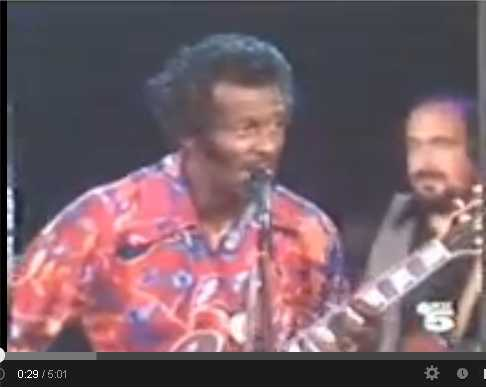 Chuck Berry JOhny B Goode
