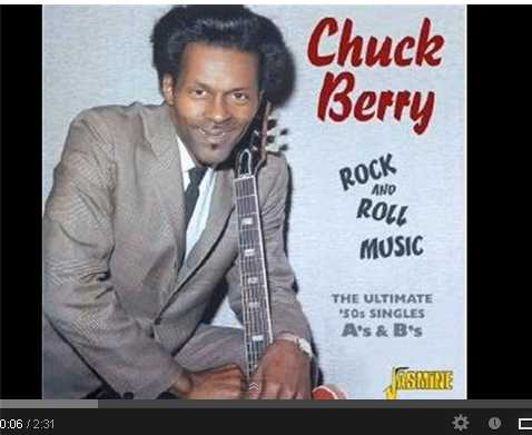 Chuck Berry Rock n Roll Music