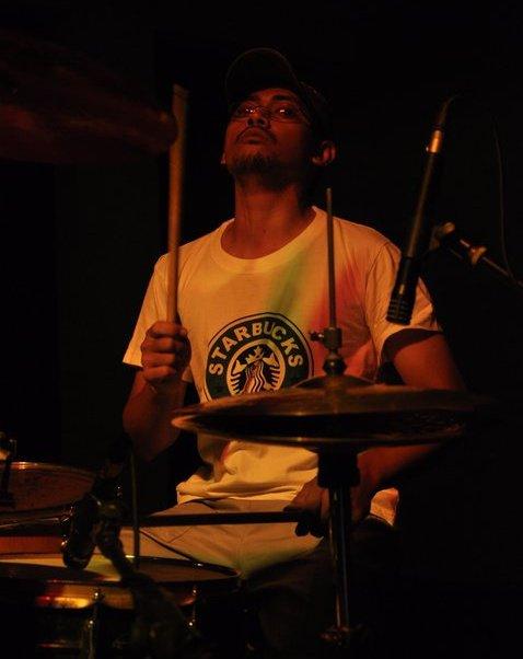 Deddy Mulia - Reggae Drumming