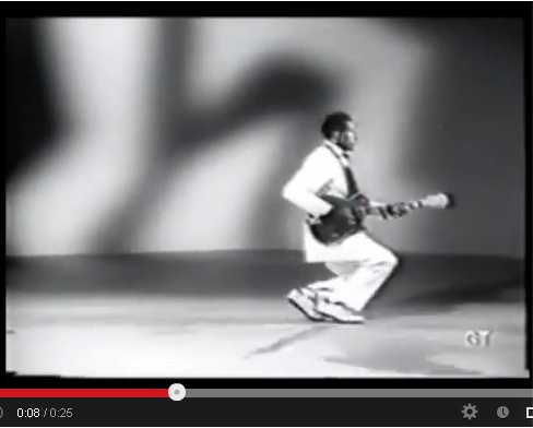 Duck Walk by Chuck Berry
