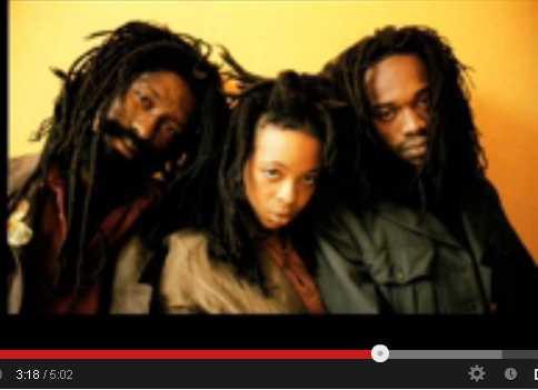 Sponji Reggae by Black Uhuru