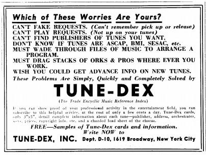 Iklan Tune-Dex
