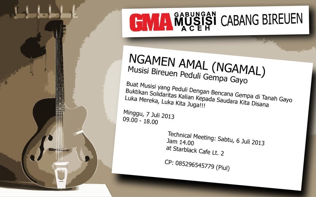 NGAMAL GMA Bireuen