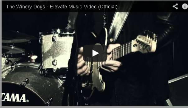 winerydogs - Elevate