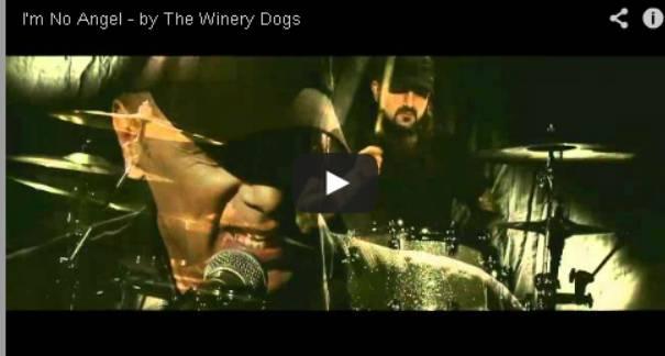 winerydogs - I'm no angel
