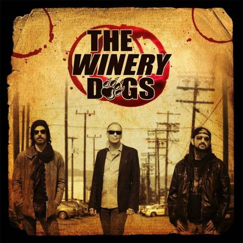 winerydogs cd cover