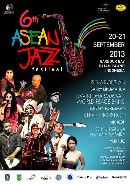 6th Asean Jazz Fest 2013