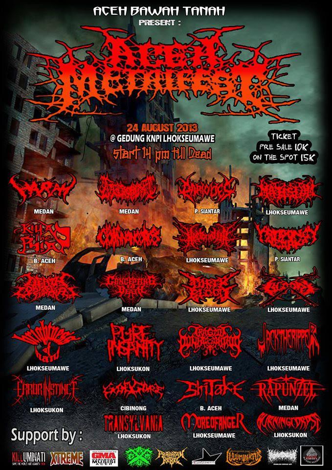 Aceh Metal Fest