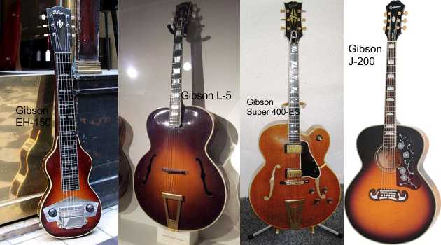 Vintage Gibson