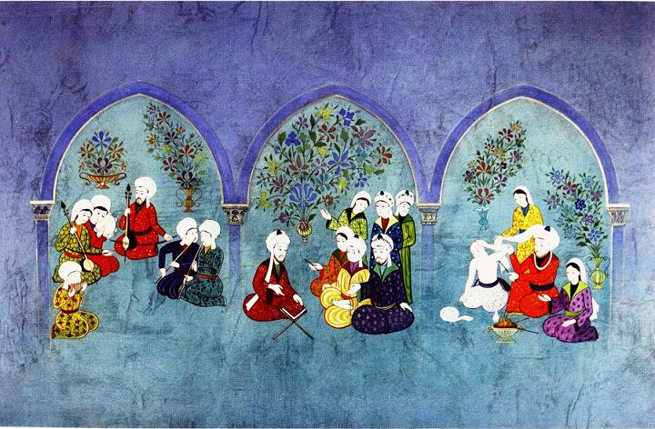 İnci Özen from the Dar al-Shifa of Anbar bin Abdullah during the Seljuk reign in Turkey