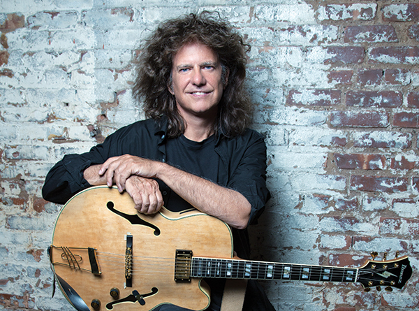 Pat Metheny (Photo Source: DownBeat