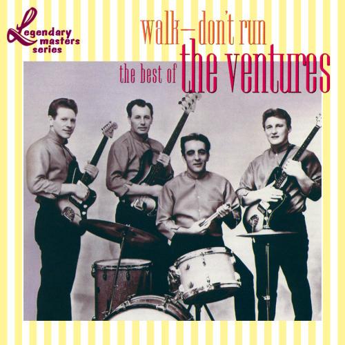 The Ventures (dengan drummer Mel Taylor)